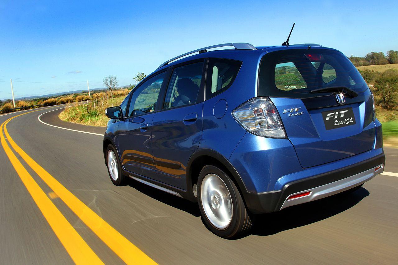 Artigos Relacionados: Honda Fit Twist 2014 ...