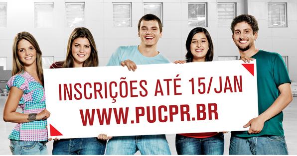Inscrições PUC/PR