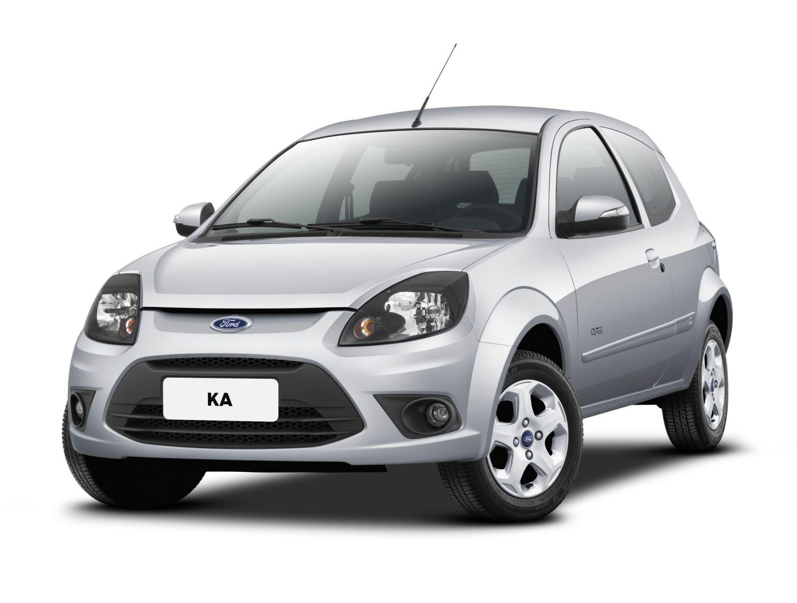 Encerramento da produção do atual Ford Ka