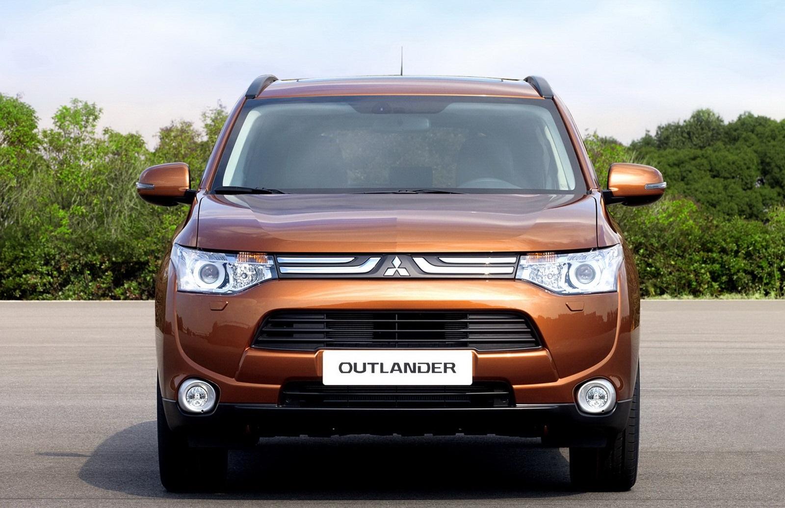 Nova Geração do Mitsubishi Outlander