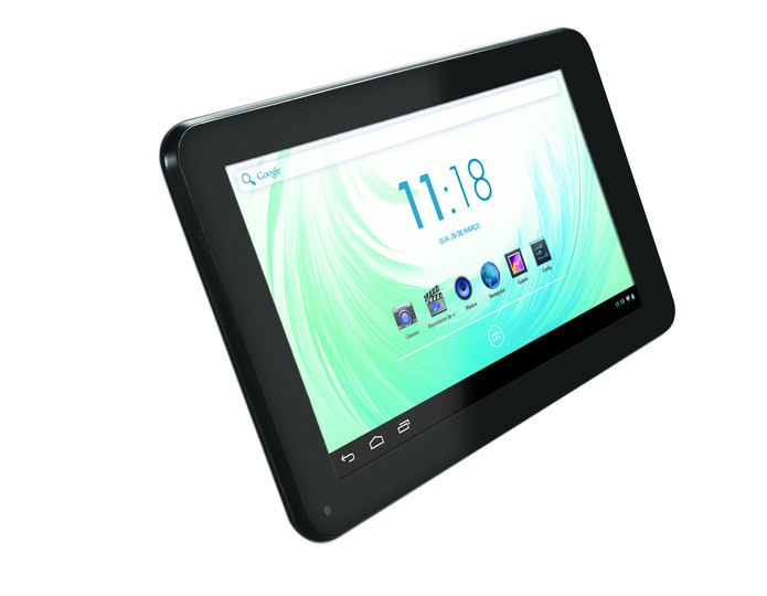 fed9ad23a Tec Toy apresenta novo tablet Wind