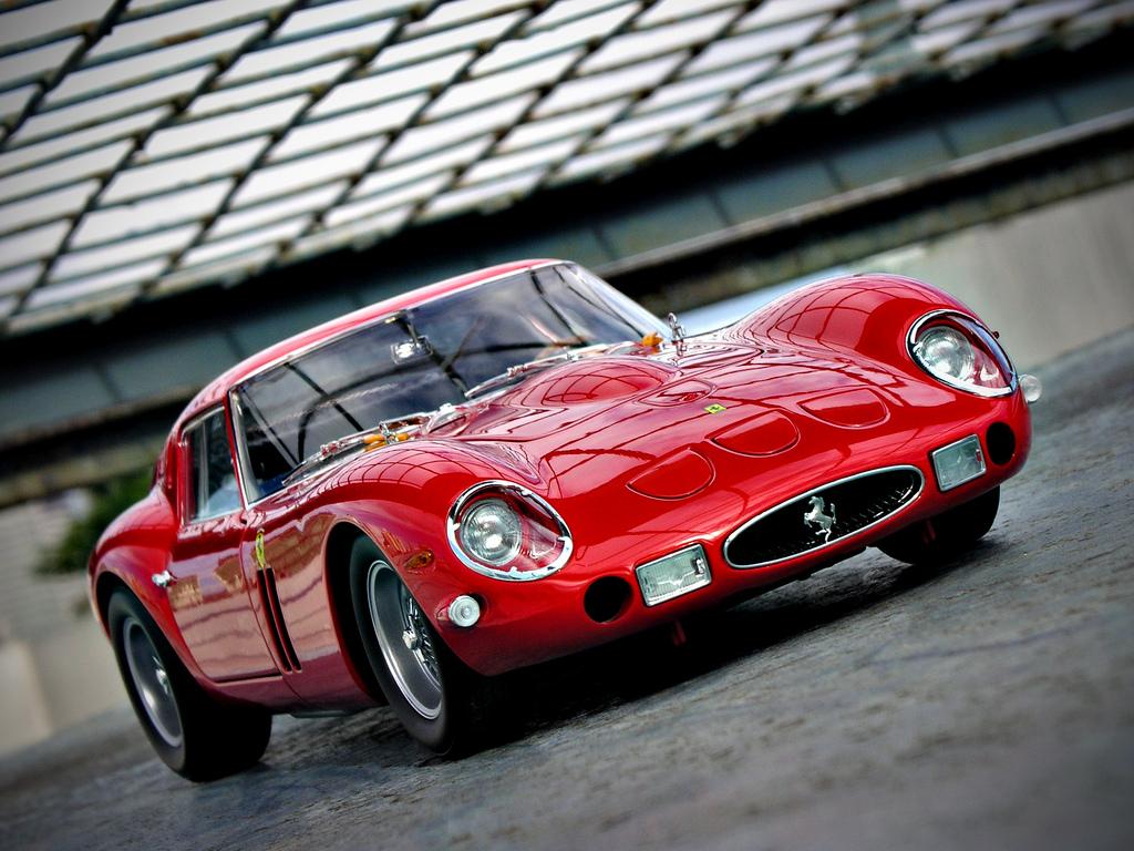 Ferrari 250 GTO racer