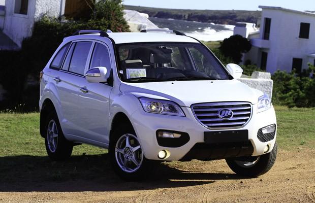 Novo Lifan X60  2014