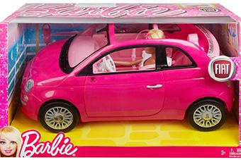 Fiat e Mattel