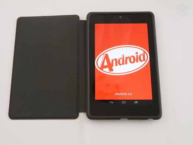 Android KitKat para Tablets