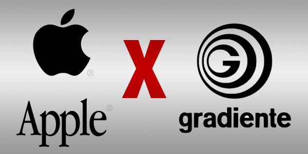 Apple x Gradiente