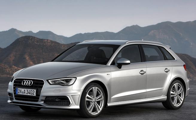 Audi A3 Sportback chegará ao Brasil em junho