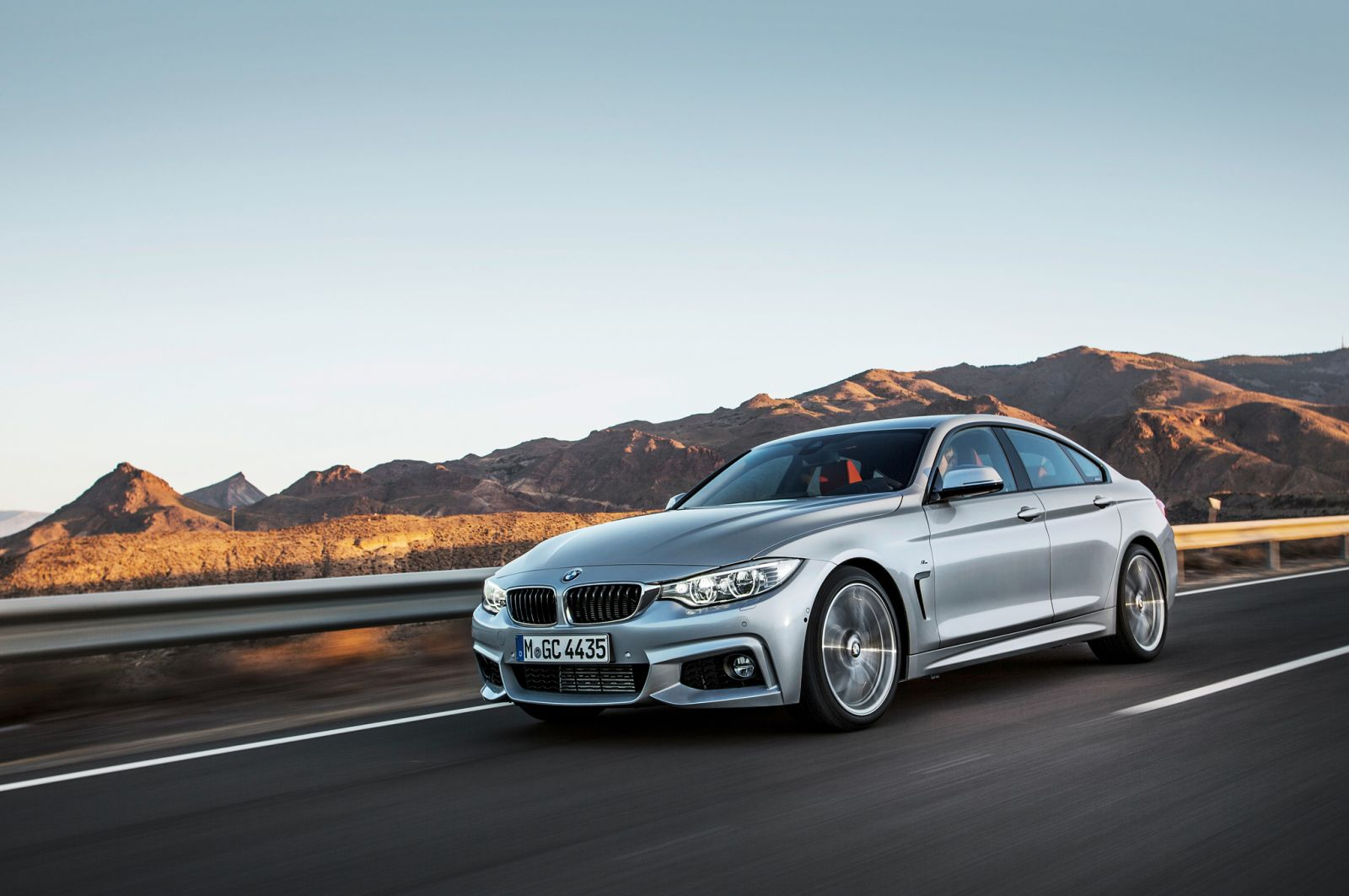 BMW 435i Coup? M Sport