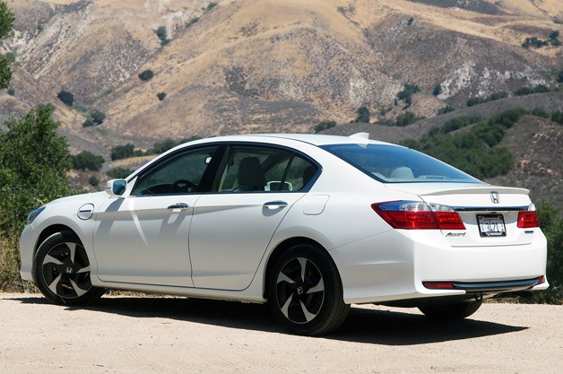 Novo Honda Accord 2014
