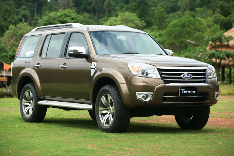 Ford SUV Everest