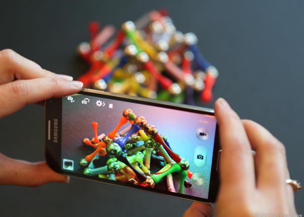 e736f51da98 C mera do Samsung Galaxy S5