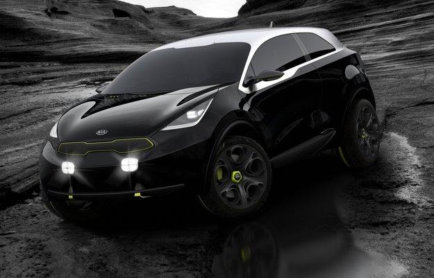 Carro conceito da Kia