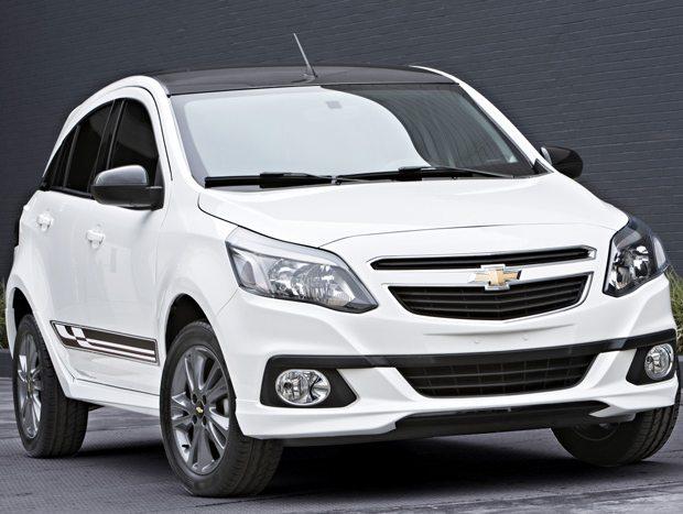 Chevrolet Agile 2019 • Carro Bonito ae04af682b8e1