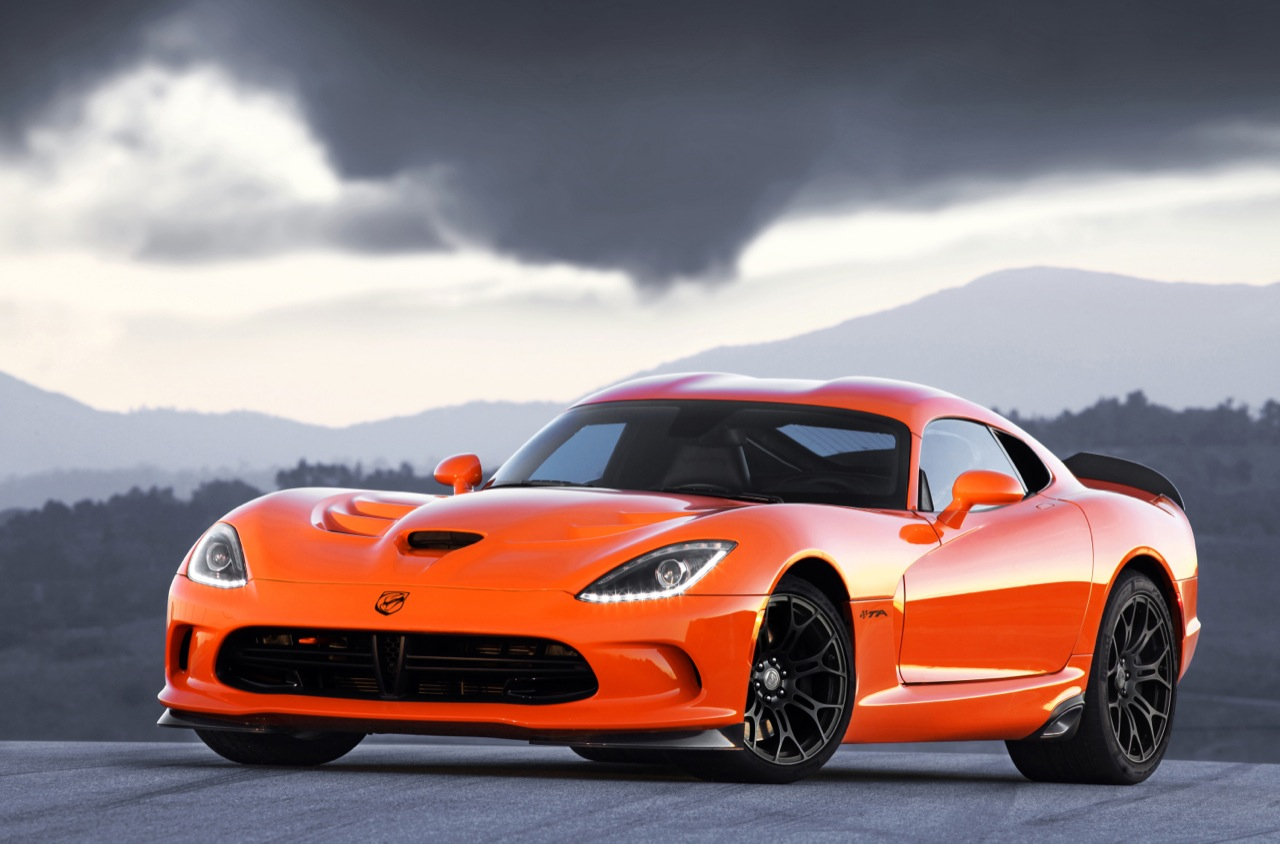 Chrysler SRT Viper 2014
