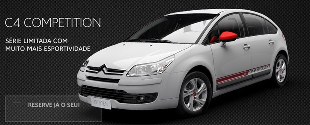 Citroën C4 Competition