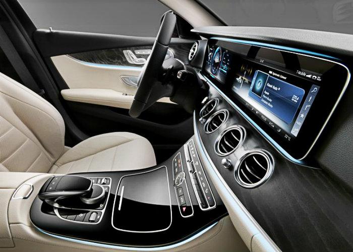 9c2f87578c7 Lembrando novamente que o Mercedes Classe E deverá ser apresentado durante  o Salão de Detroid 2016 e com certeza tem tudo para ser um dos destaques do  ...