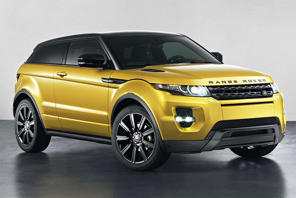 Evoque Sicilian Yellow