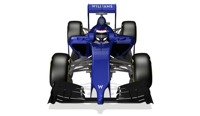Carro da F1 da Williams