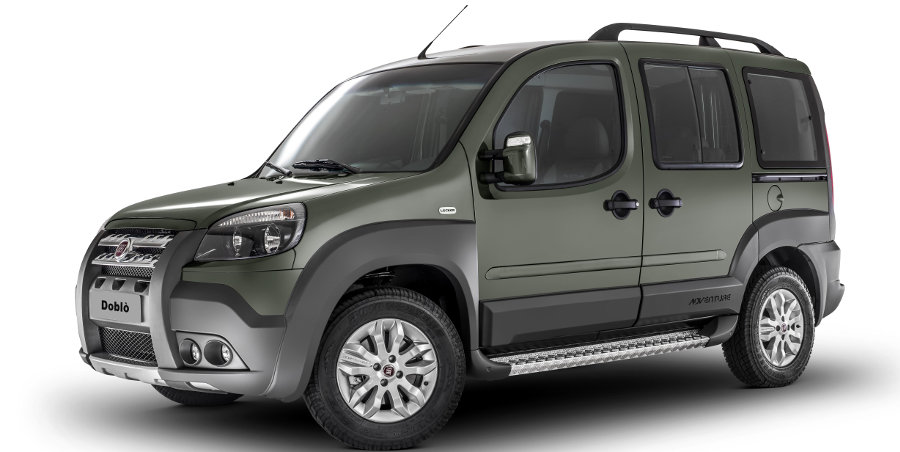 Fiat Dobl? 2014