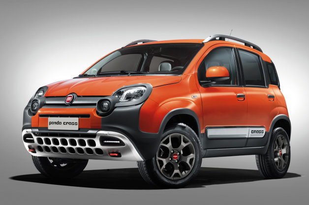 Fiat New Panda Cross