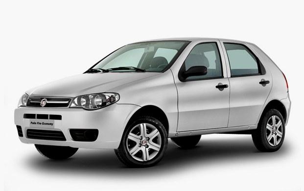 Novo Fiat Palio Mille