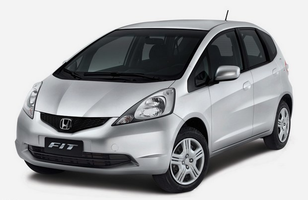 Honda Fit CX