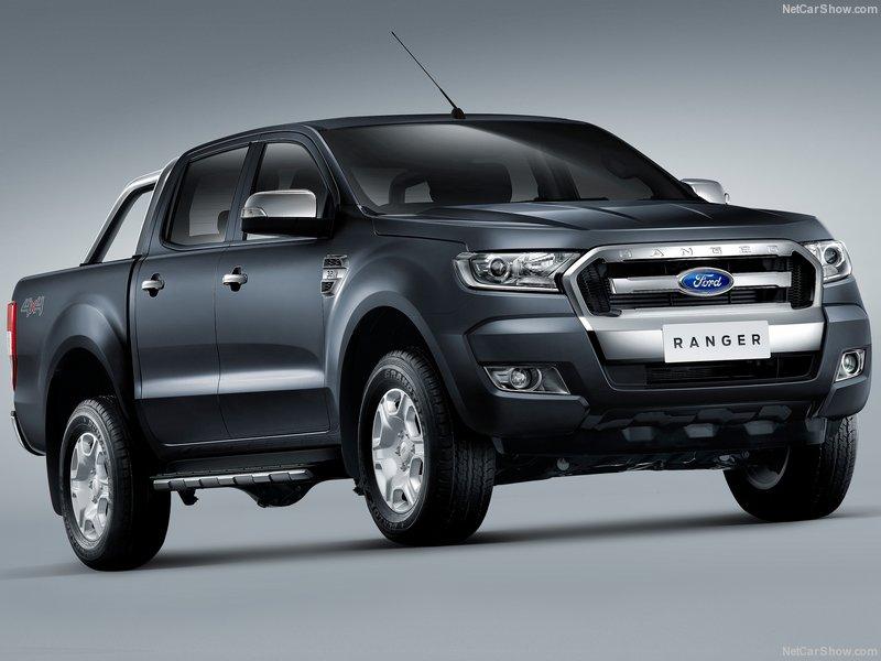 44a9ad173e3 Os principais concorrentes da Ranger são  Chevrolet Colorado