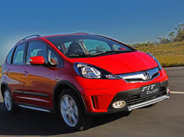 Honda Fit Twist 2014