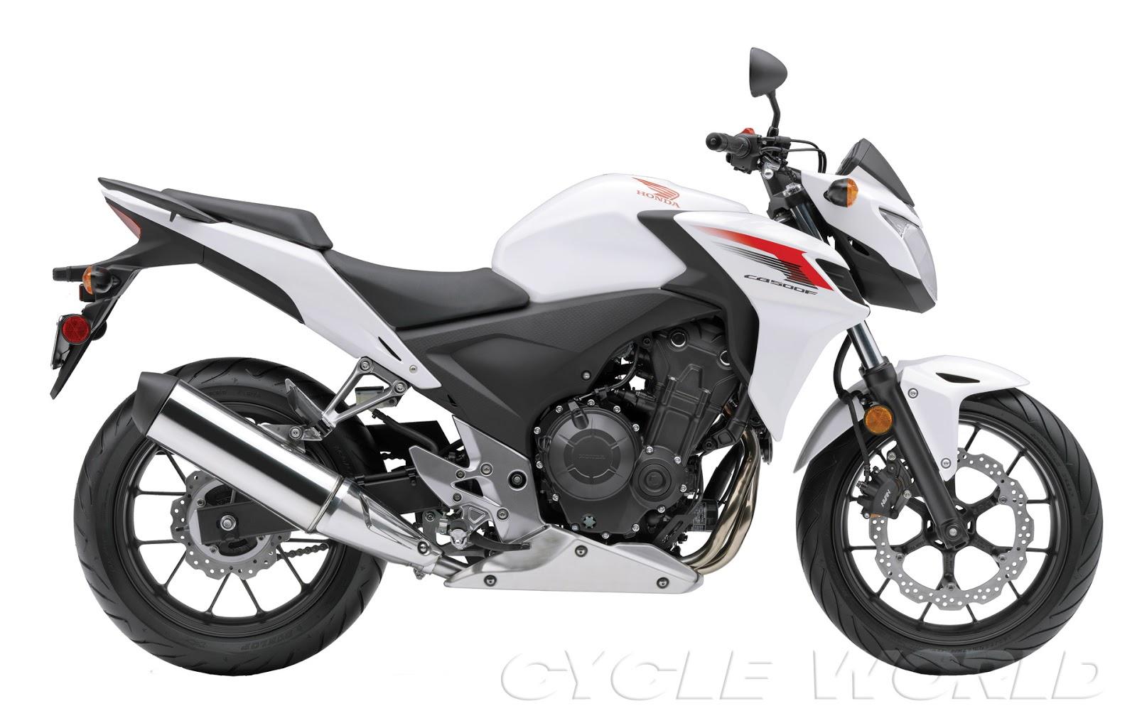 Honda CB500F 2013 2014 Branca Nova Honda CB 500 2014   Preço e Lançamento no Brasil