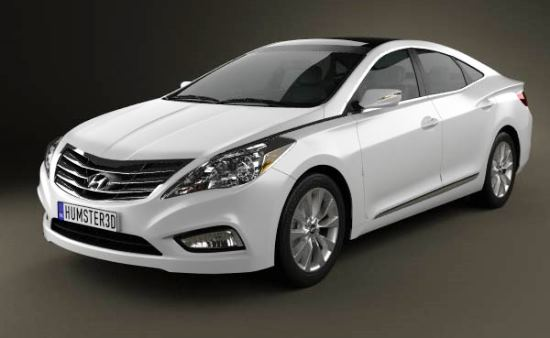 Hyundai Azera 2014 Caracter 237 Sticas Do Novo Modelo