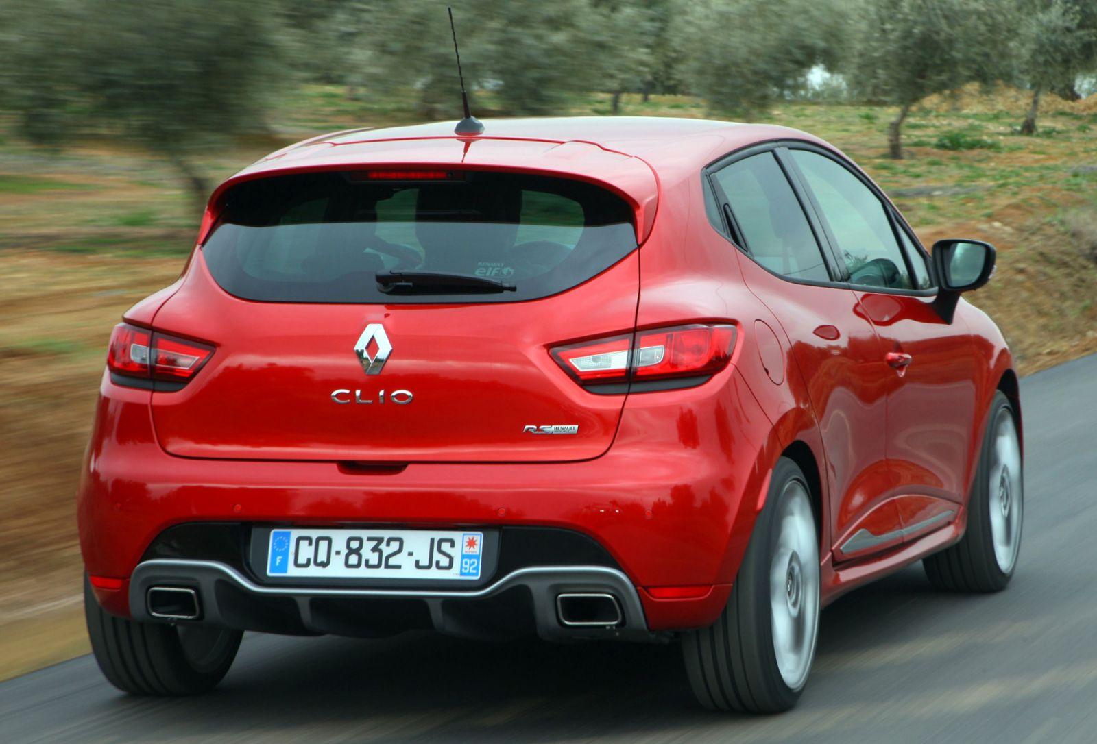Novo Renault Clio com sistema Gear Shift Indicator