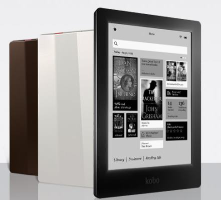 Kobo Aura HD-E-Ink