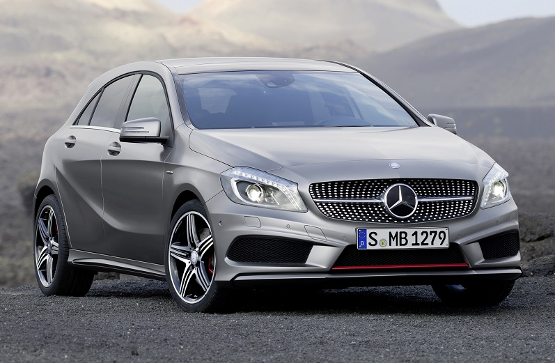 Mercedes-Benz A250 Turbo Sport