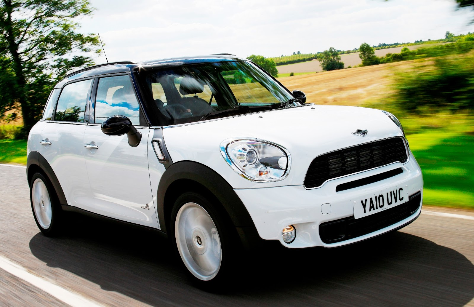 Mini Cooper Countryman S Exclusive