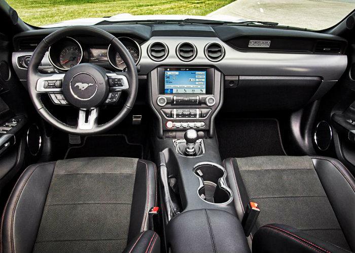 Novo Ford Mustang 2016 – Fotos e Novidades • Carro Bonito