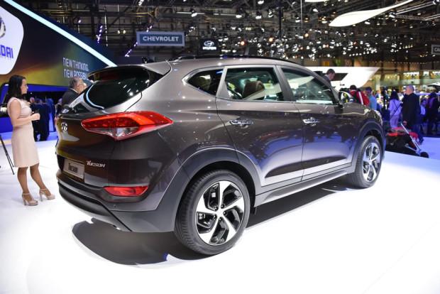 Pr Venda Do Novo Hyundai Tucson 2016 Carro Bonito