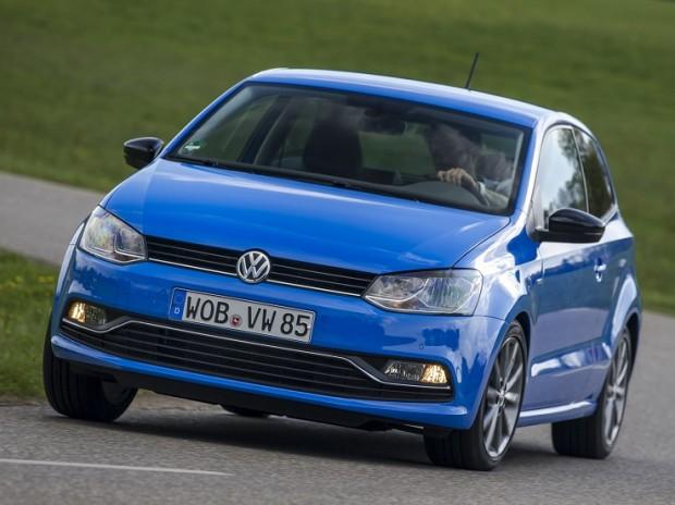 Novo Volkswagen Polo reestilizado