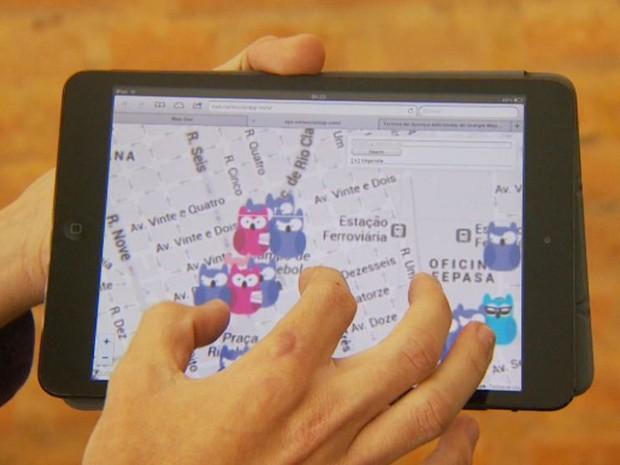 OWL - App para tablets