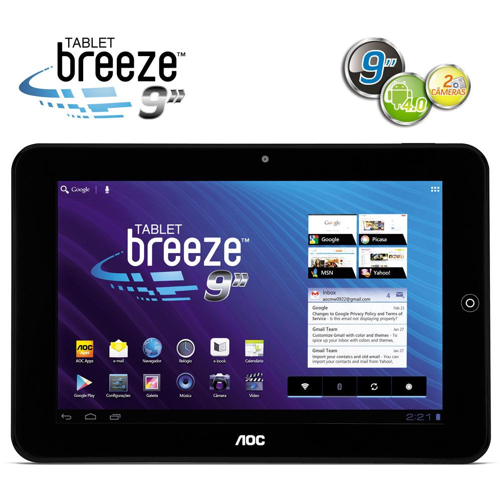 Novo Tablet Breeze 9