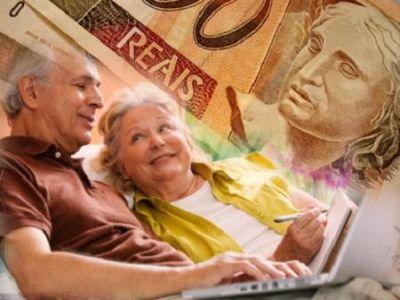 Resultado de imagem para salario aposentado