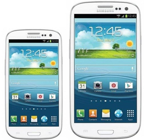 Samsung Galaxy S4 Mini e S4