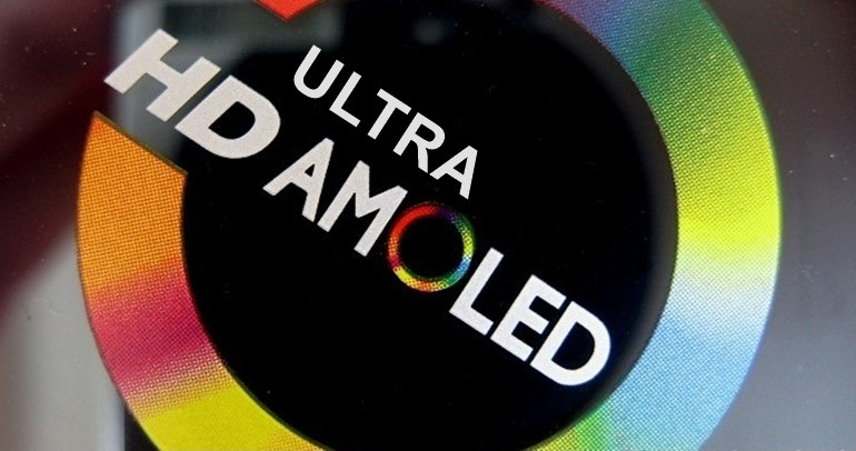 Samsung Ultra HD Amoled
