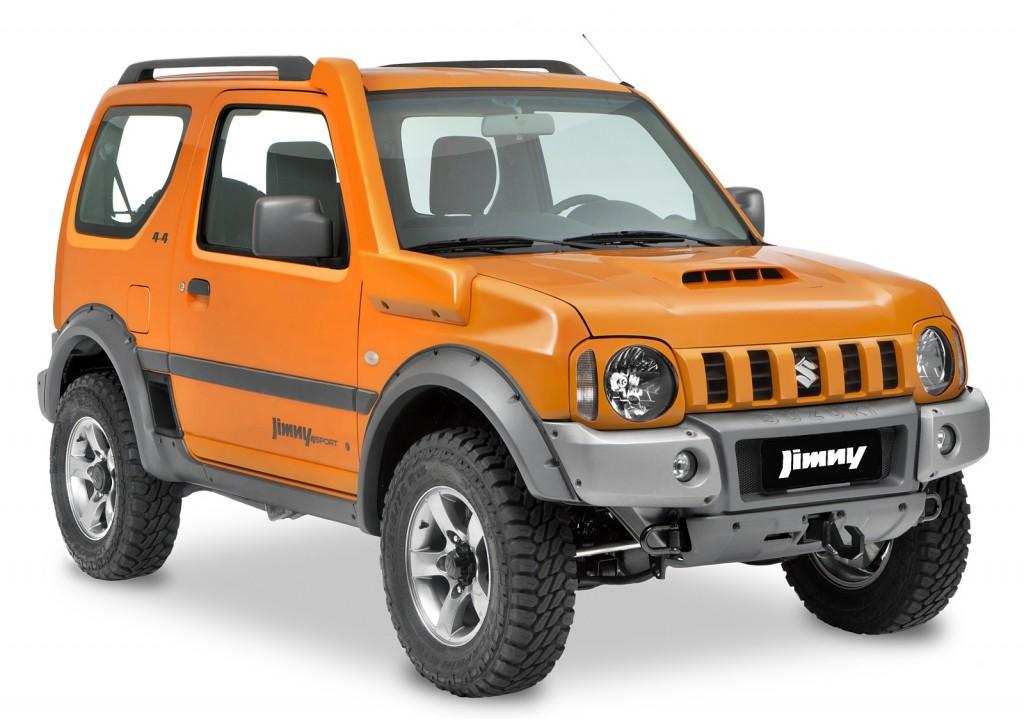 Suzuki Jimny 4SPORT 2015