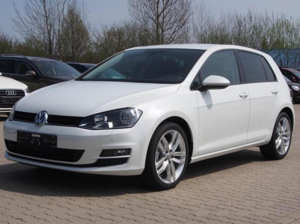 Vendas do Volkswagen Golf no Brasil
