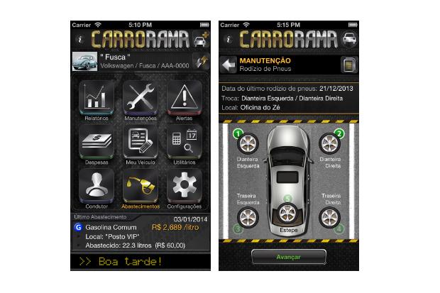 App Carrorama