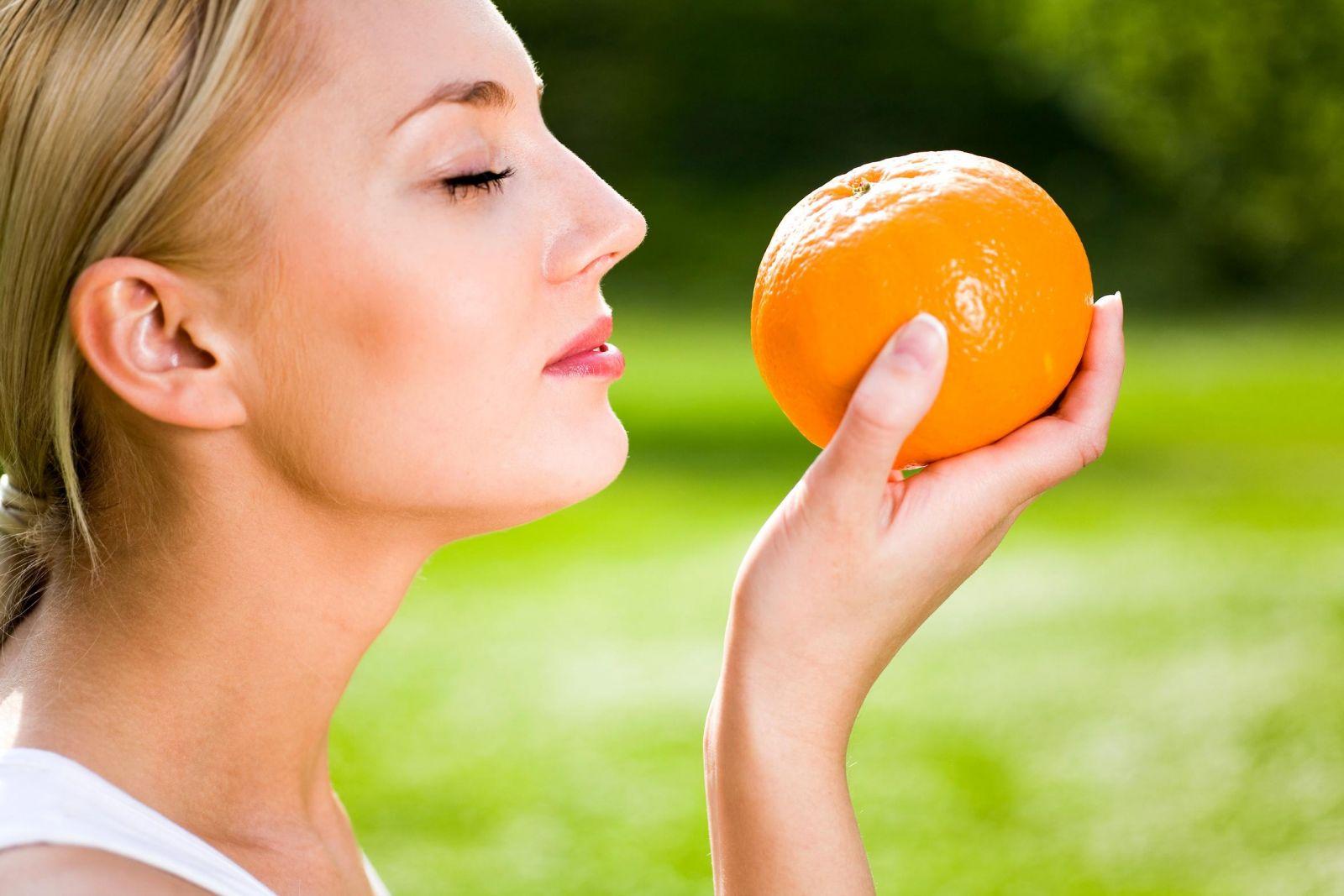 Aromas das frutas