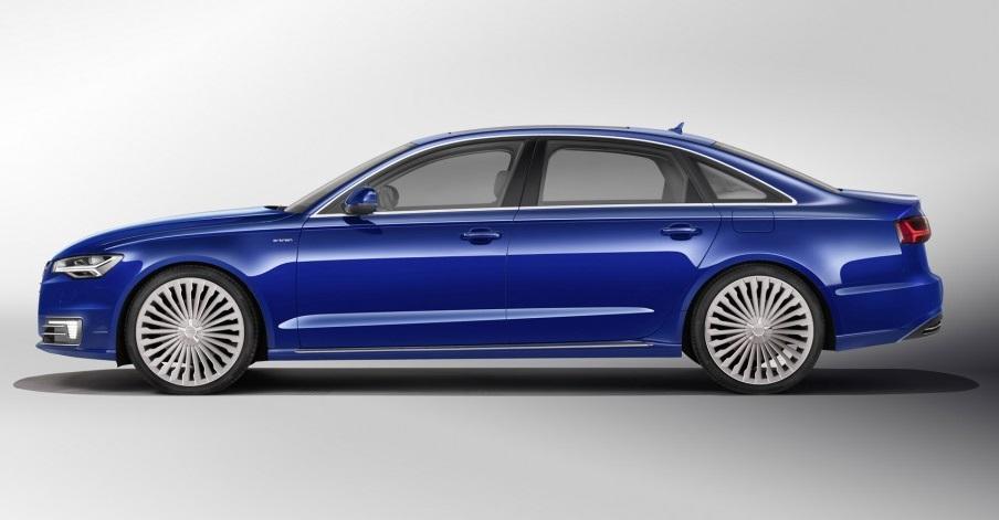 Audi A6 L e-tron plug-in hybrid