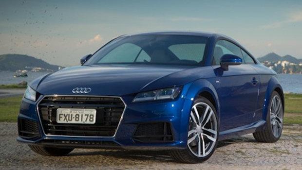 Novo Audi TT