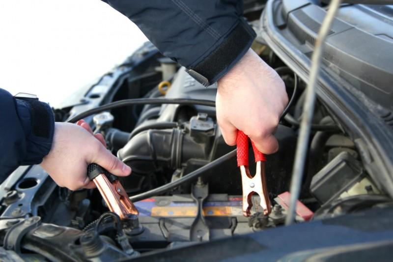 Bateria do carro