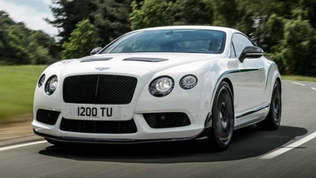 Carro da Bentley